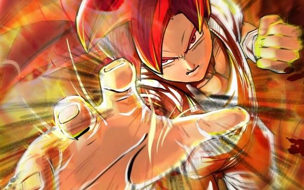 Dragon Ball: Battle for Z /materiały prasowe