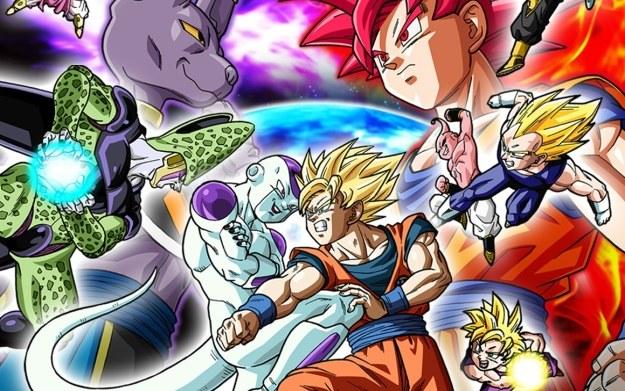 Dragon Ball Z: Battle for Z /materiały prasowe