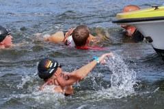 Dramatyczna akcja ratowania polskiej pływaczki