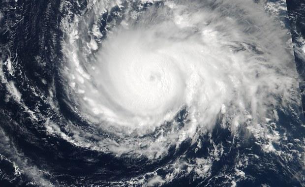Dramatyczne prognozy, Irma jest już huraganem najwyższej kategorii
