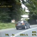 Dramatyczny pościg za kierowcą Audi. Bo jechał bez pasów...