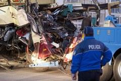 Dramatyczny wypadek autokaru w Szwajcarii