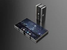 Drasphone – smartfon potrójnie składany