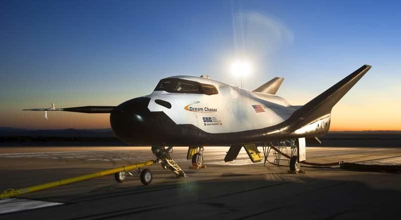 Dream Chaser ma być nową generacją wahadłówców kosmicznych /materiały prasowe