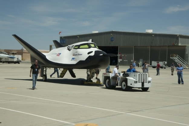 Dream Chaser /NASA