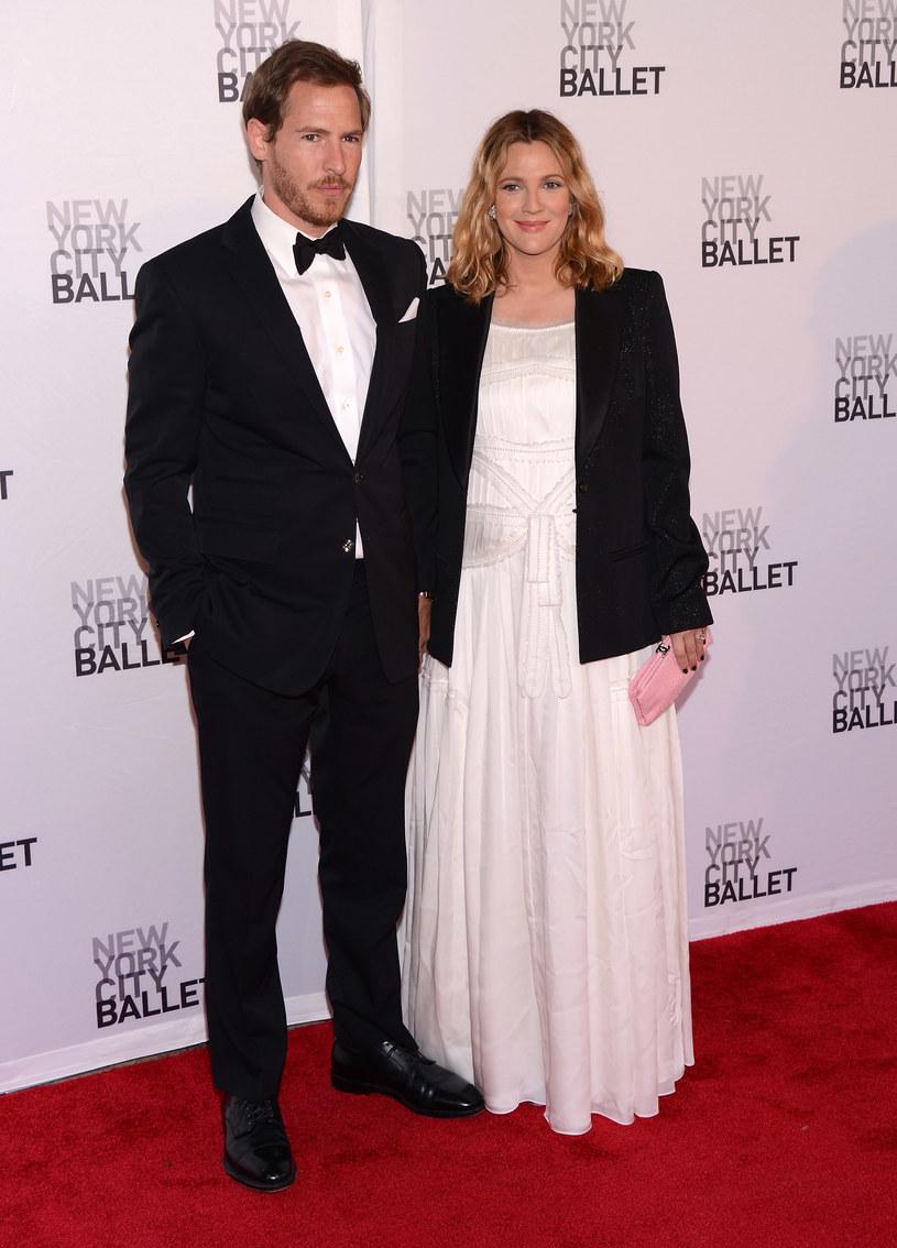 Drew jest w zaawansowanej ciąży /Getty Images