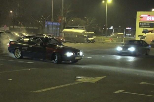 Drift nie musi być domeną BMW... / Fot: Łukasz Rusek /Reporter
