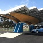Driveco Parasol - tu naładujesz swój pojazd elektryczny