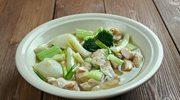 Drobiowa zupa z porów