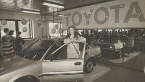 Droga do Toyoty - wywiad z Miss Polonia 1988