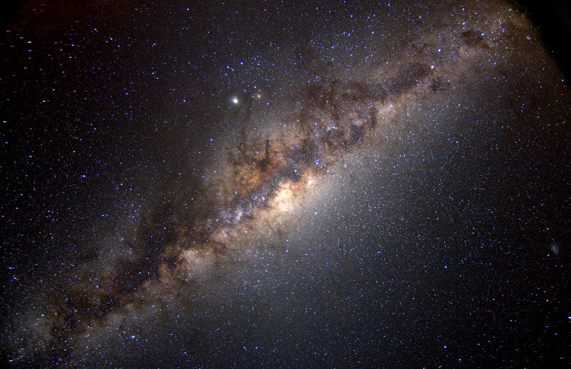 Droga Mleczna ma wiele mniejszych satelitów /NASA