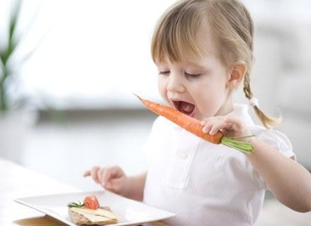 Droga od biernego połykania płynnej papki do chrupania marchewki nie musi być trudna