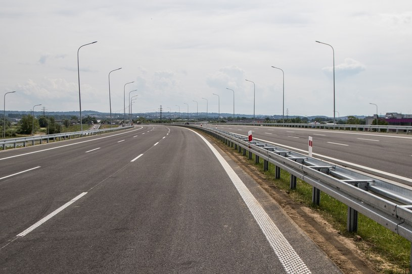 Droga S7 ma łączyć Kraków z Warszawą i Trójmiastem /Jan Graczyński /East News