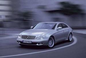 Drogi Mercedes CLS