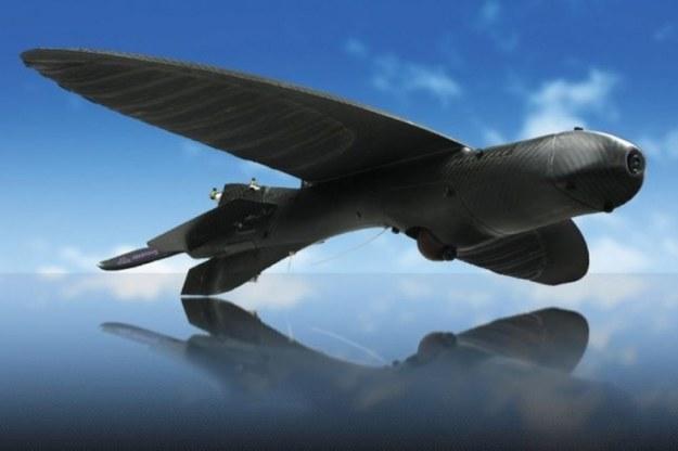 Dron Maveric /materiały prasowe