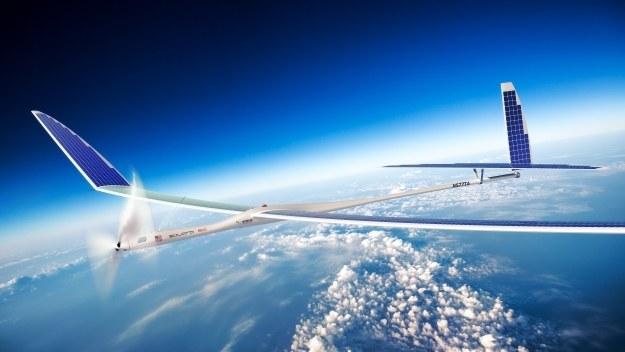 Dron Solara 50. Fot. Titan Aerospace /materiały prasowe