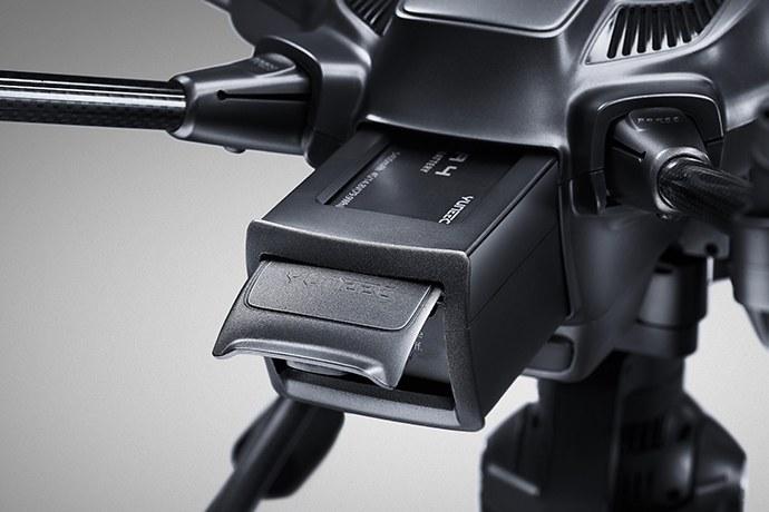 Dron Yuneec Typhoon H z Intel RealSense /materiały prasowe