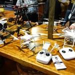 Drony na targach CES 2016