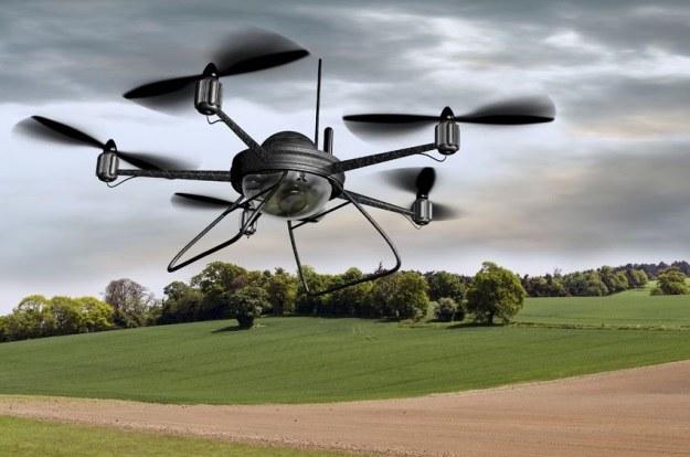 Drony wyręczą australijskich kurierów /123RF/PICSEL