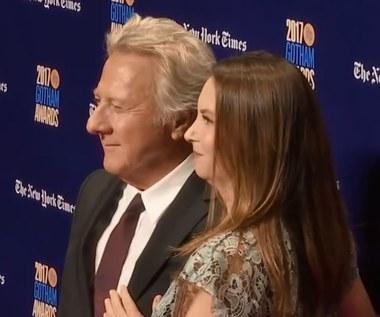 Druga aktorka oskarża Dustina Hoffmana o molestowanie seksualne