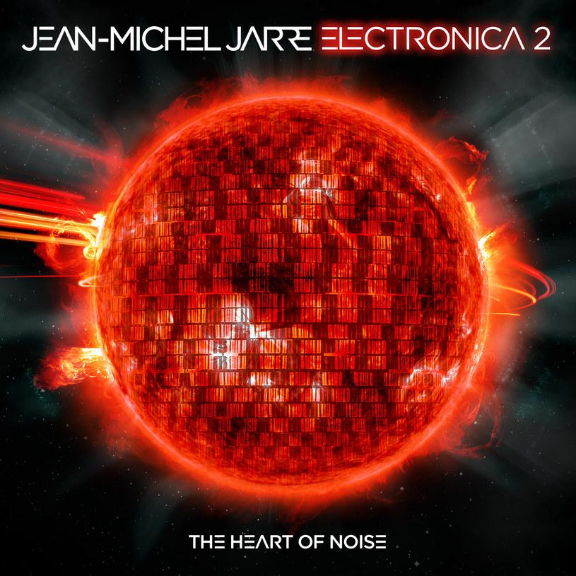 "Druga część kultowego albumu Jean-Michel Jarre'a ""Electronica Vol 2: The Heart of Noise"" /materiały prasowe"