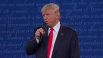 Druga debata prezydencka w USA - najważniejsze momenty