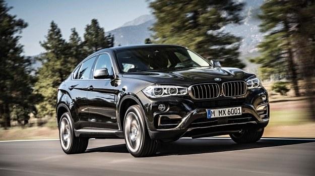 Druga generacja BMW X6 (F16) /BMW