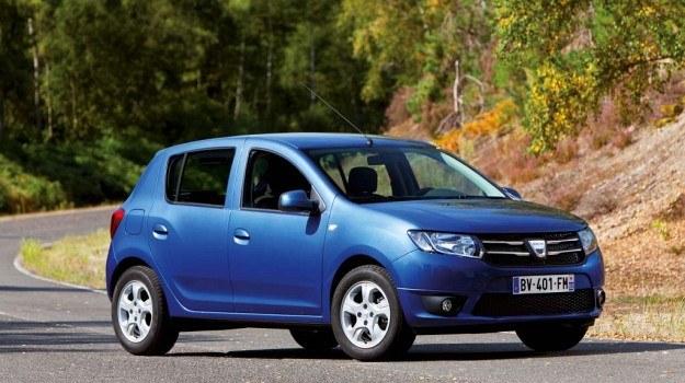 Druga generacja Sandero zadebiutowała we wrześniu, podczas targów w Paryżu. /Dacia