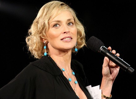 Druga młodość Sharon Stone? /Getty Images/Flash Press Media