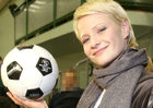"""""""Druga szansa"""": Małgorzata Kożuchowska jest wielką fanką... piłki nożnej!"""