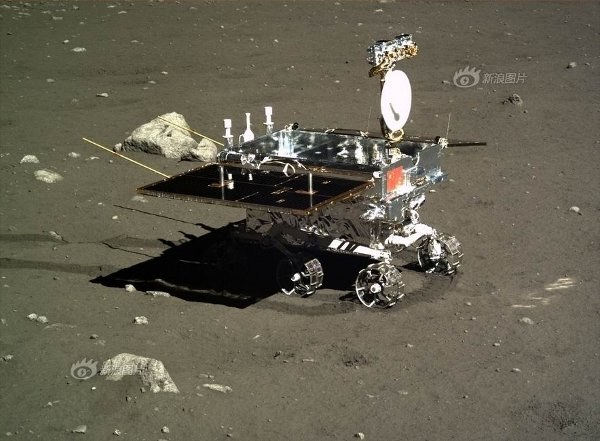 Drugi księżycowy dzień dla Yutu rozpoczął się 11 stycznia /materiały prasowe