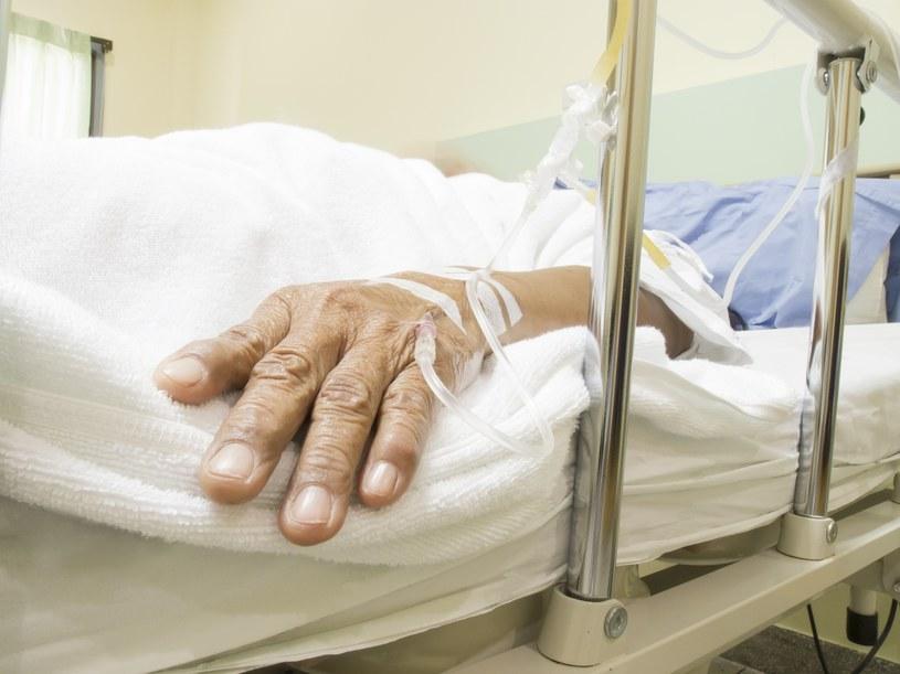 Drugi z chorych jest nadal hospitalizowany w Lille /123RF/PICSEL