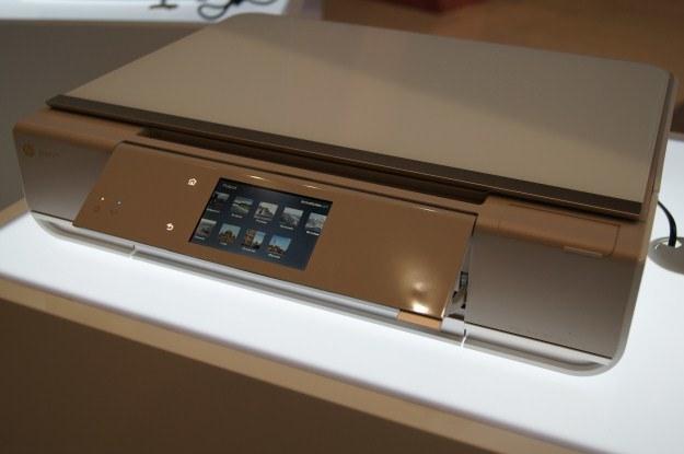 Drukarka HP Envy świetnie wygląda i działa /INTERIA.PL
