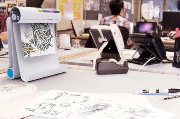 Drukarka przyszłości projektu Farisa Elmasu /materiały prasowe