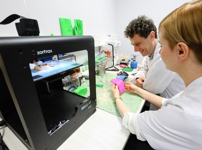 Drukarki Zortrax M200 pomagają w planowaniu radioterapii /materiały prasowe
