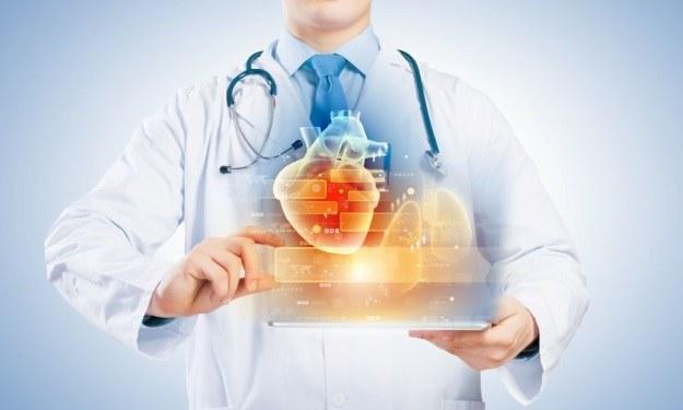 Drukowanie narządów to tylko kwestia czasu. Serce musiałoby powstać w kilku fragmentach /©123RF/PICSEL