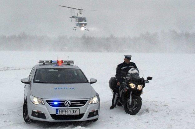 Drużyna A? /Policja