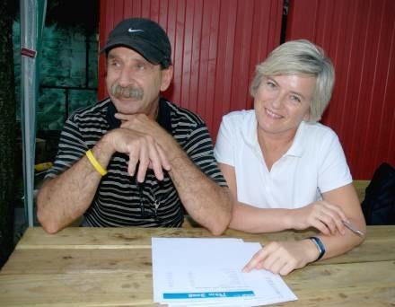 Drybulscy są dumni z córki/fot. Barbara Wicher /Głos Wągrowiecki