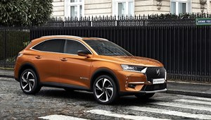 DS 7 Crossback, czyli nowy crossover