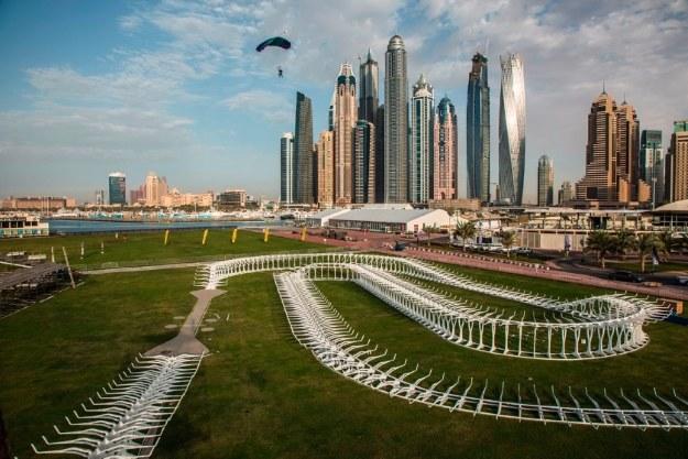 Dubaj czeka na drony /materiały prasowe