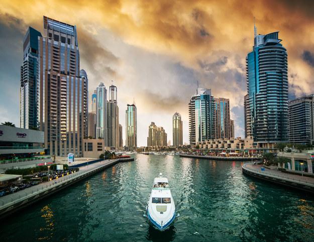 Dubaj - miasto zbudowane na pustyni /123/RF PICSEL