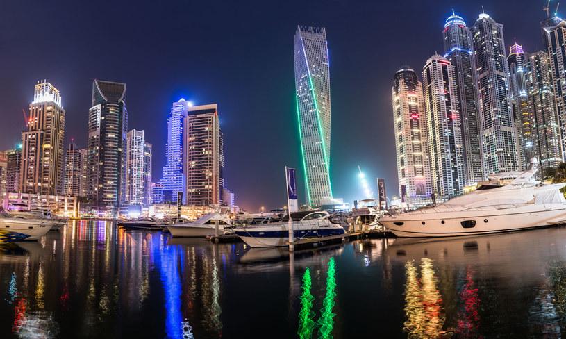 Dubaj stał się główną atrakcją turystyczną na Bliskim Wschodzie /©123RF/PICSEL