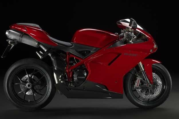 Ducati 848 EVO /INTERIA.PL
