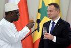 Duda: Wizyta prezydenta Senegalu będzie impulsem do pogłębienia współpracy