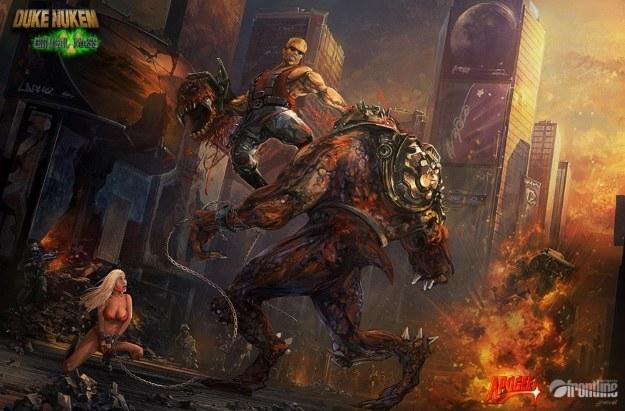 Duke Nukem: Critical Mass /materiały prasowe
