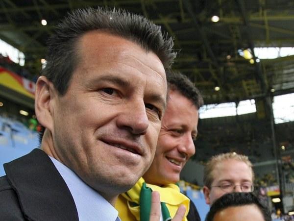Dunga został nowym trenerem reprezentacji Brazylii /AFP