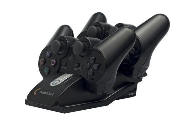 Duracell Gaming PS3 Charge Box /Informacja prasowa
