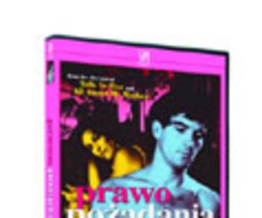 """DVD: """"Prawo pożądania"""""""