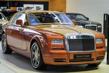 Dwa niezywkłe Rolls-Royce'y dla szejków