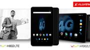Dwa nowe tablety Allview - Viva H1002 LTE oraz Viva H802 LTE